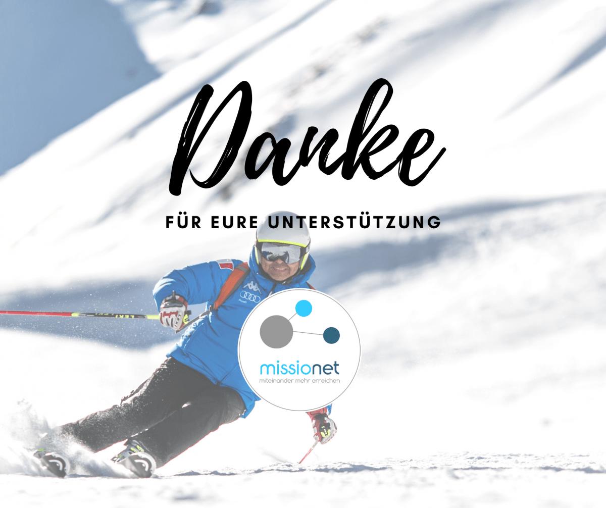 Der Skispringer und mein Vertrauen